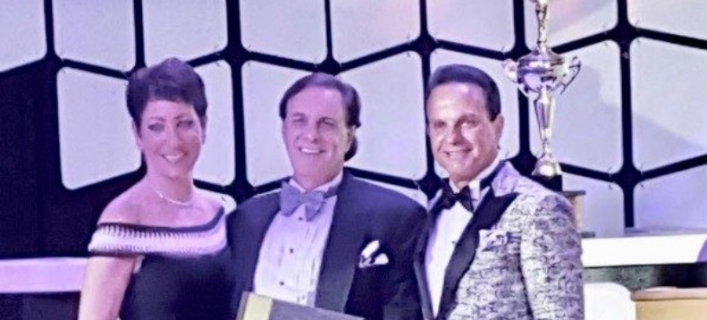 Kelly Gilmore Recognized for 35 Years Instructing Ballroom Dance with Fred Astaire Studios