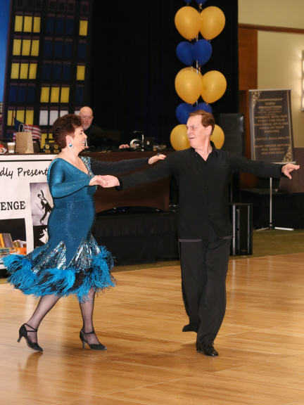 Staten Island Ballroom Dance Students Compete in New Jersey